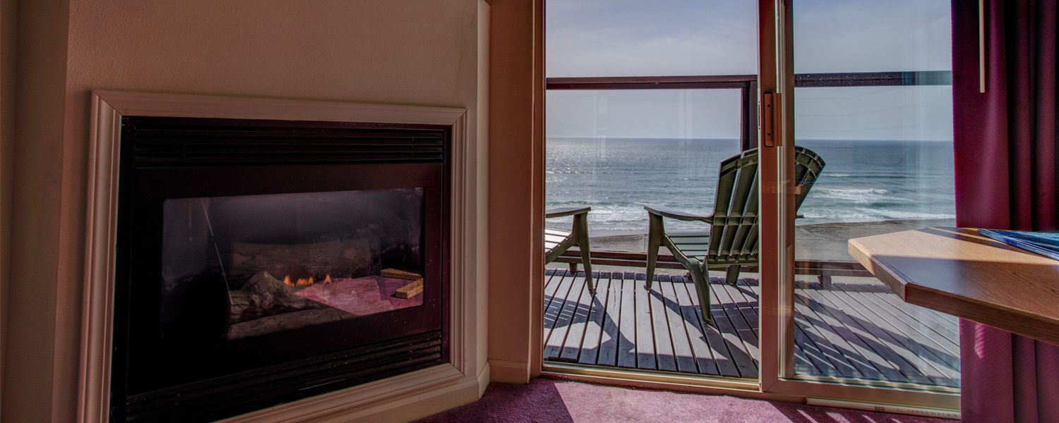 Oceanfront Lodging in Lincoln City
