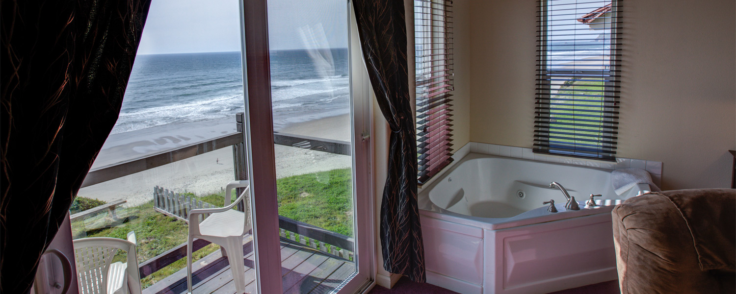 Lincoln City Motel With In Room Jacuzzi